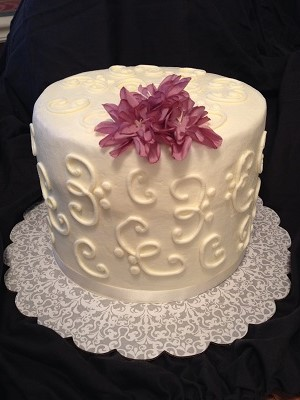 Wedding Brunch Cake